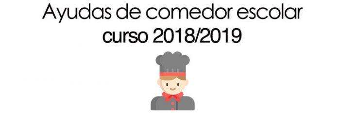 Listado definitivo ayudas de comedor escolar - CURSO 2018-19 ...
